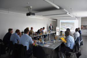Einblick in das Energieeffizienz-Netzwerk Niederbayern EN²