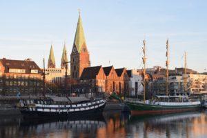 Smart-City Technologie Bremen