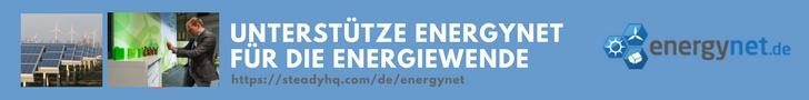 Unterstütze energynet.de für die Energiewende