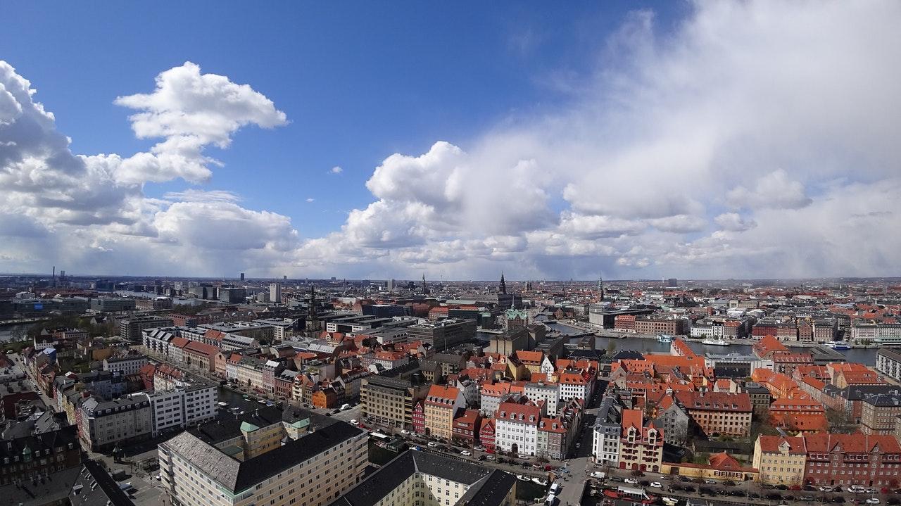 city Kopenhagen
