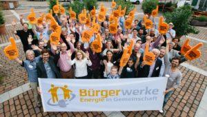Bürgerwerke-Crowdfunding finanziert weiteres Wachstum des Energieversorgers in Bürgerhand