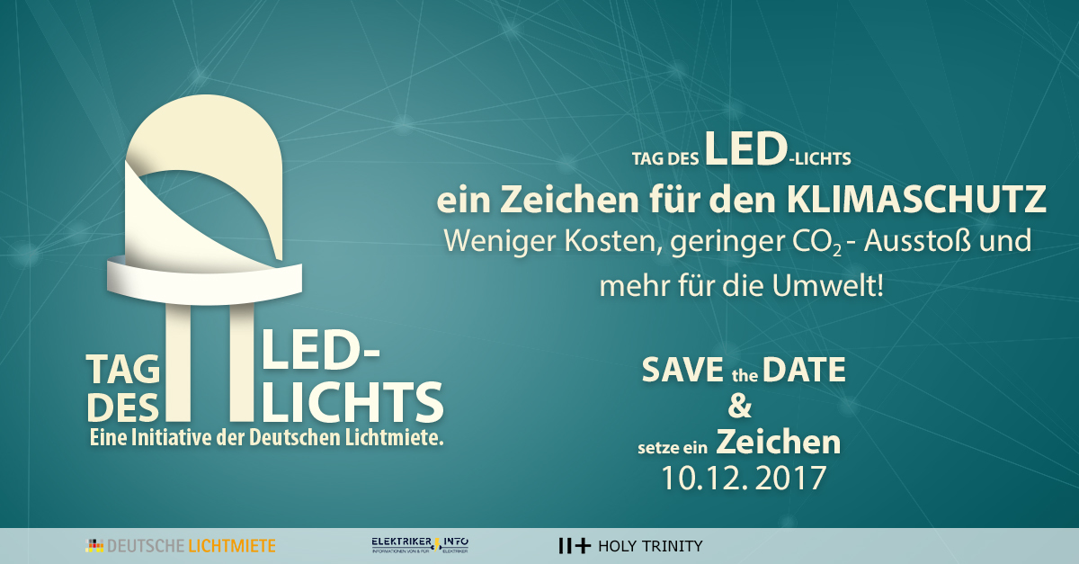 Tag des LED-Lichts 2017