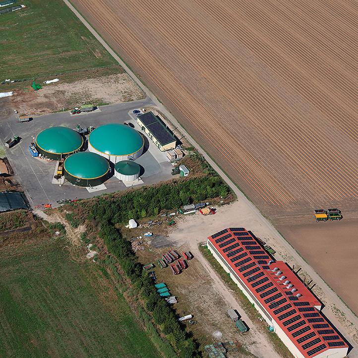 Erneuerbare Energien im Wärmekonzept des Landkreis Groß-Gerau