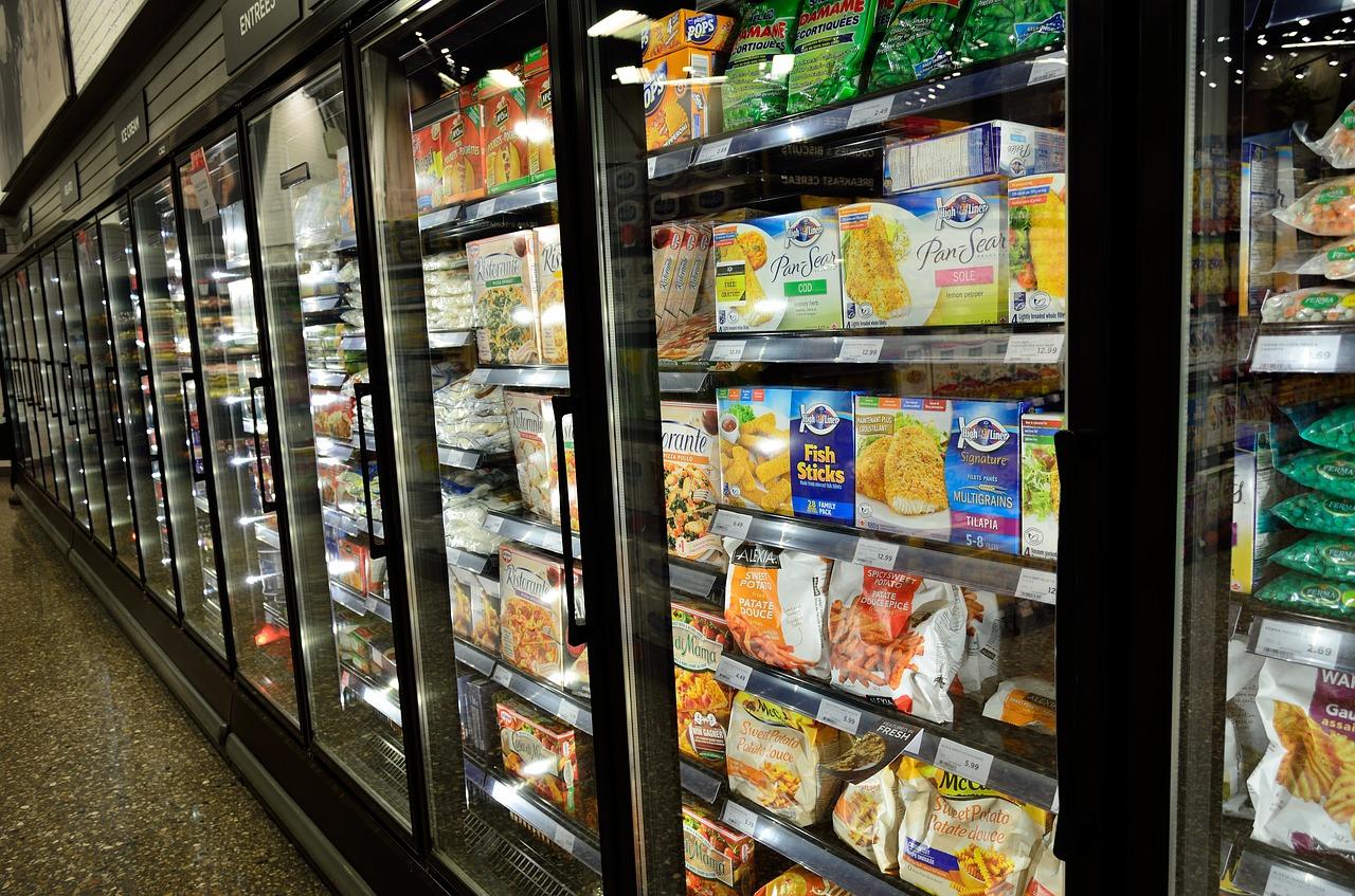 Energiesparen bei gewerblichen Kühlgeräten