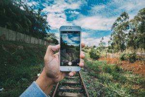 Visualisierung und Kundenserivce mit Object-Tracking