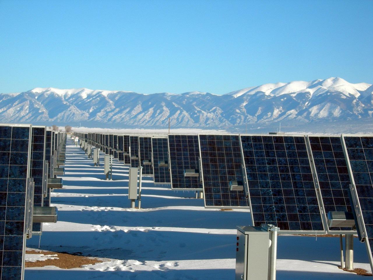 Finanzielle Innovationen Solarenergie