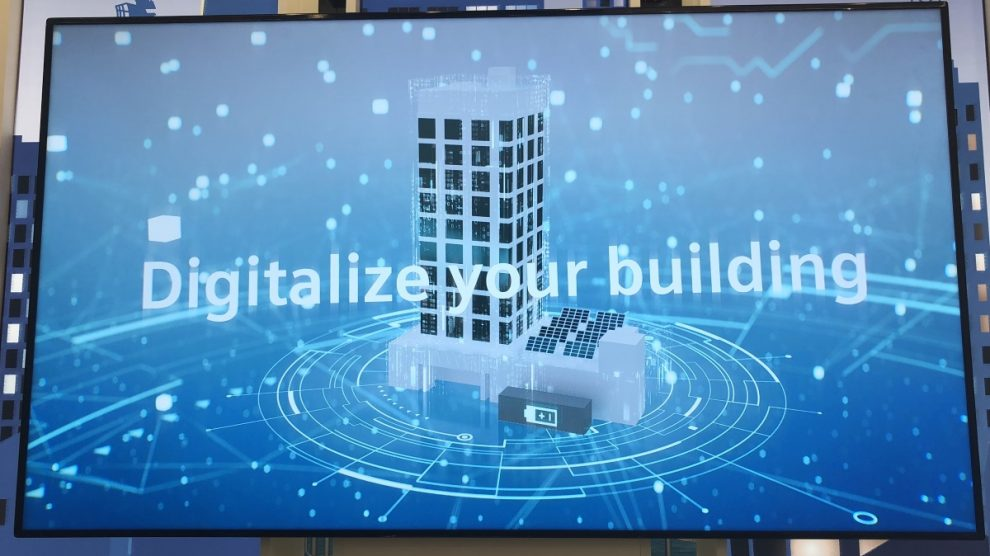 Digitalize your Building, eines der Trends Light + Building 2018
