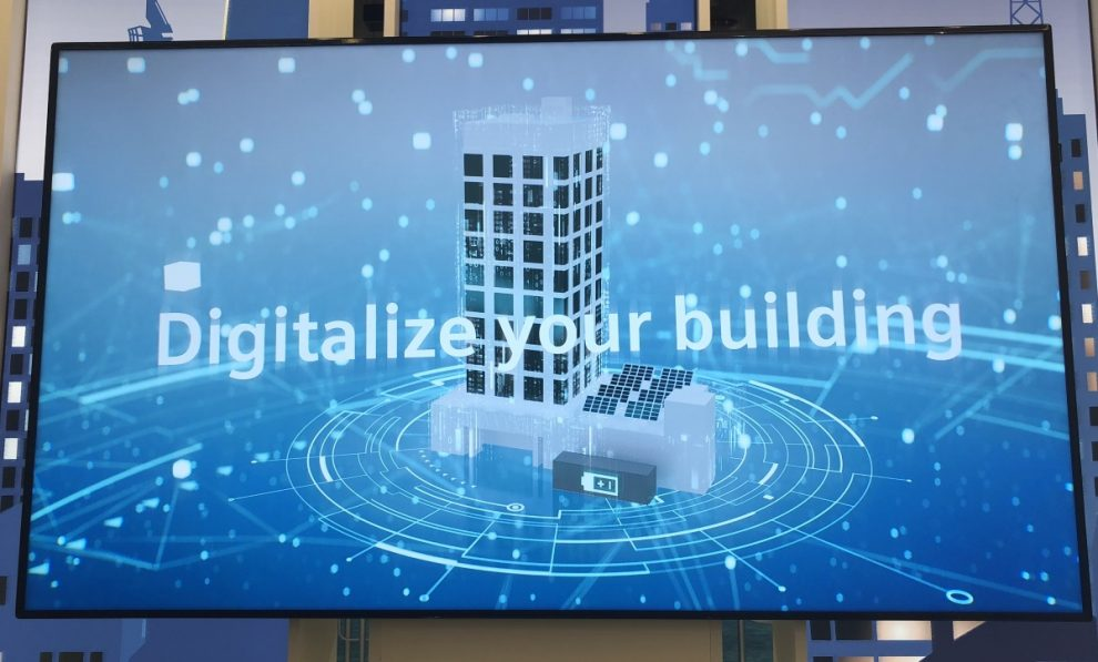 Digitalize your Building, eines der Trends Light + Building 2018