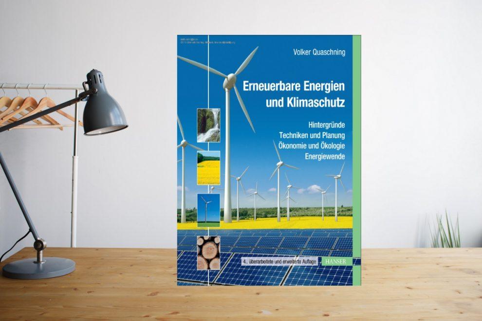 """Buch """"Erneuerbare Energien und Klimaschutz"""""""