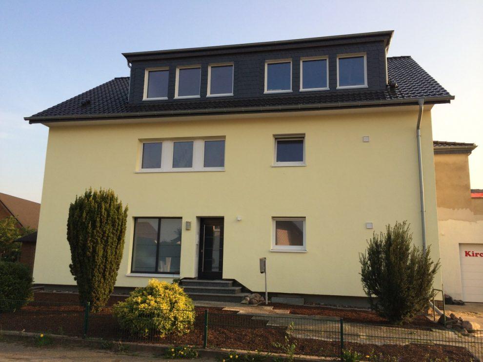 Fassade Haustechnik Ottensmeier Ingenieure
