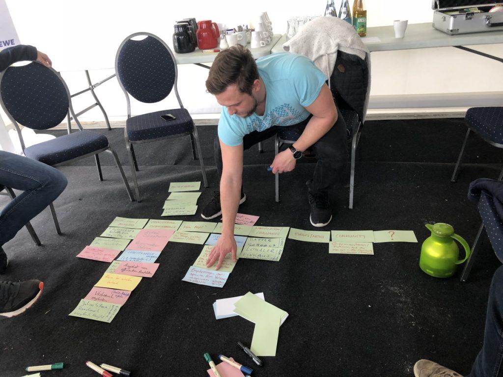 Enera App, Barcamp Dangast