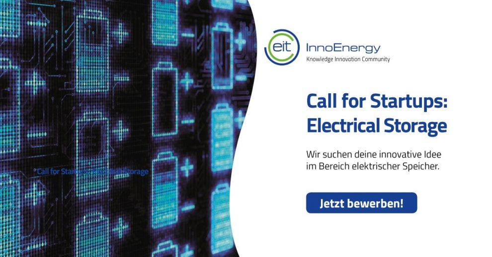 InnoEnergy EBA Call