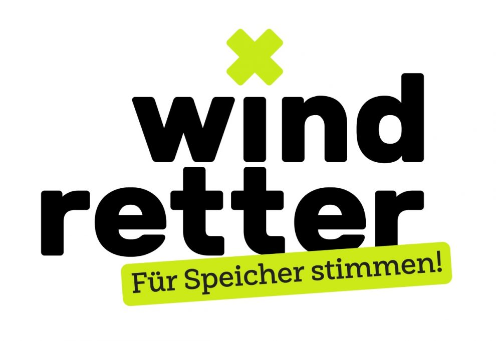 Die Initiative Windretter