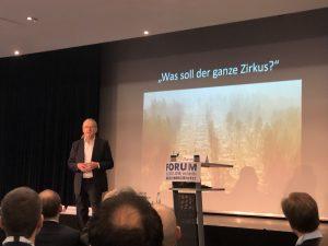 Mehr Aufbruch als Jammern beim 19. Forum Neue Energiewelt