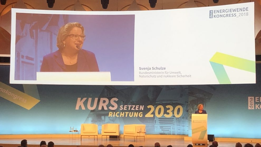 dena Energiewende Kongress 2018