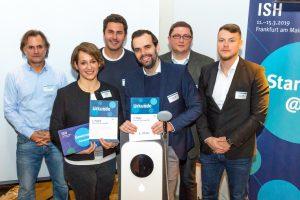 Kickoff Startups @ ISH 2019