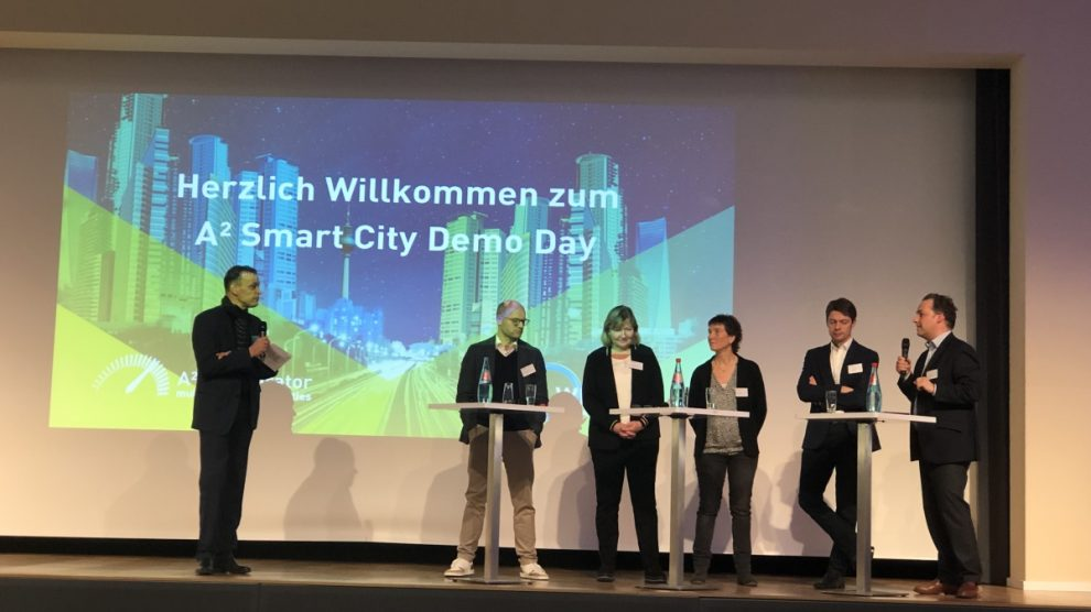 A2 Accelerator Smart City Demo Day 2019