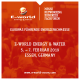 E-world energy & water 2019