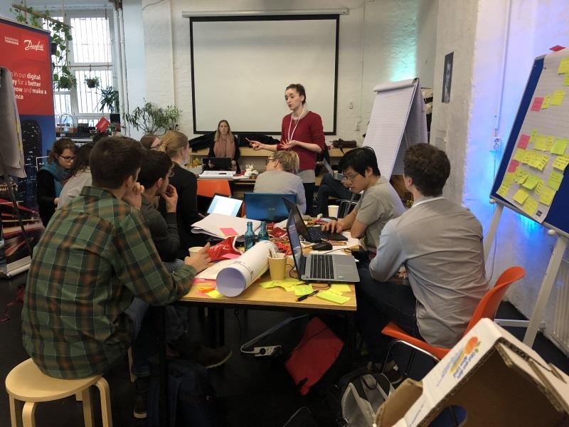 Energieeffizienz Hackathon 2019