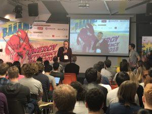 Die 4 Herausforderungen des Energieeffizienz Hackathon 2019
