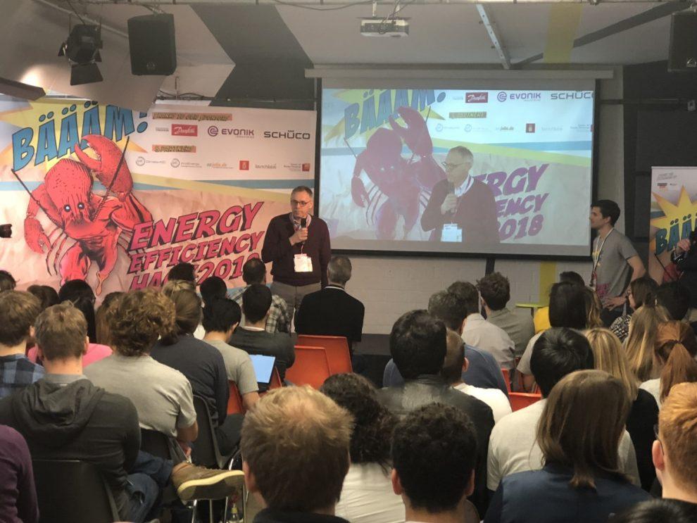 Energieeffizienz Hackathon 2018 EEHack