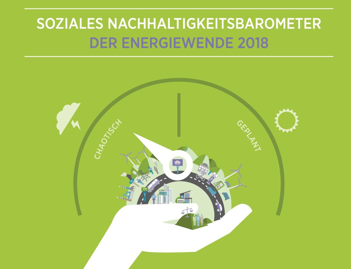 Soziales Nachhaltigkeitsbarometer 2018