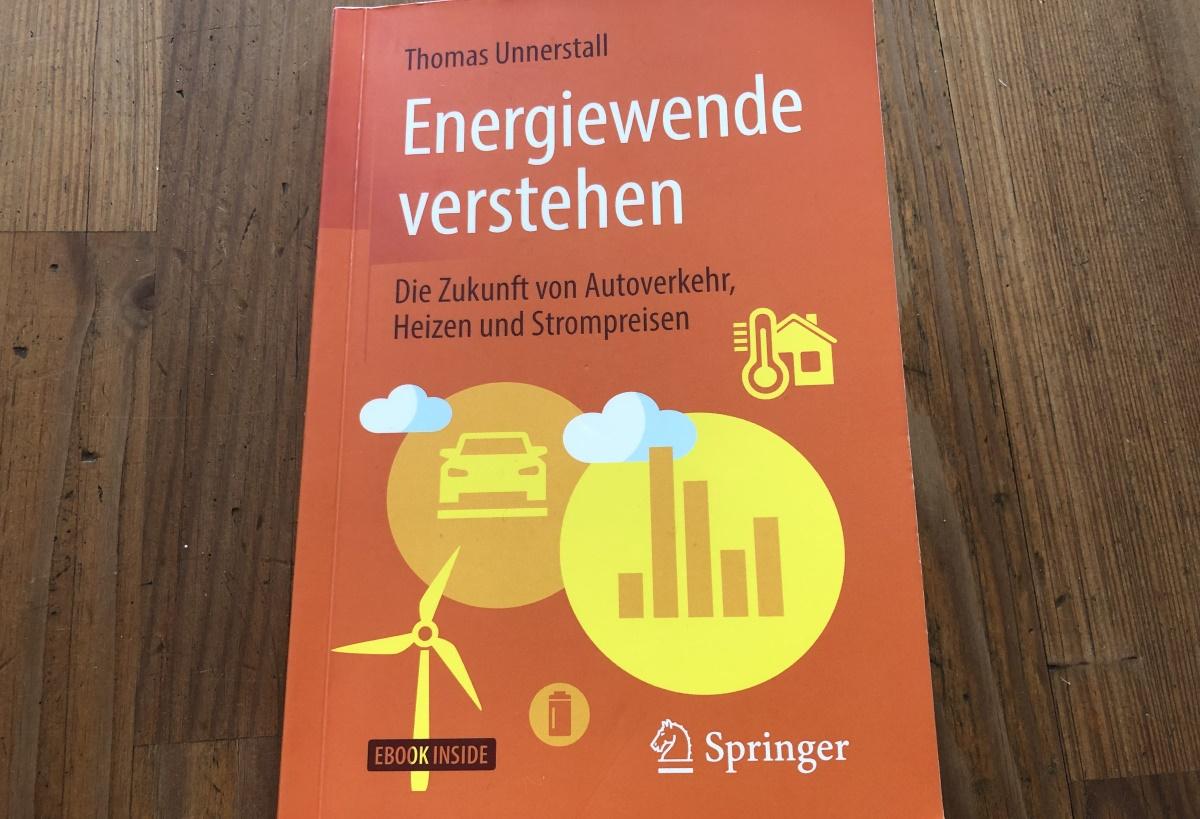 """Buchvorstellung """"Energiewende verstehen"""""""