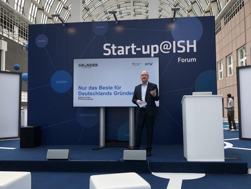 Energie Startups ISH 2019