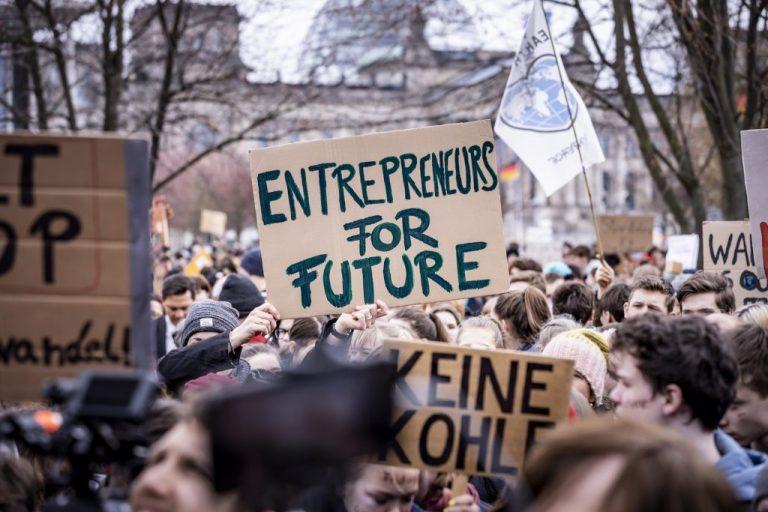Entrepreneurs for Future: Unternehmer fordern ambitionierten Klimaschutz