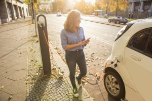 Umfassende Energiewende mit Elektromobilität