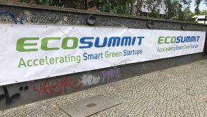 Die 10 spannendsten neuen Startups beim Ecosummit 2019