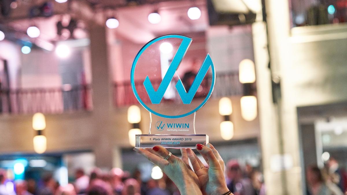 WIWIN Award 2019 - das nachhaltigste Startup