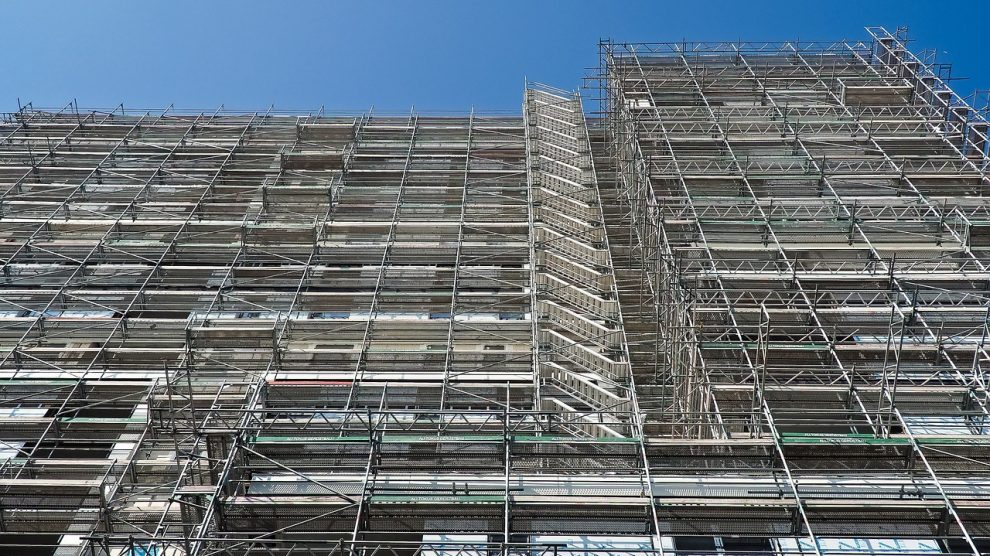 Neubau Gebäudeenergiegesetz