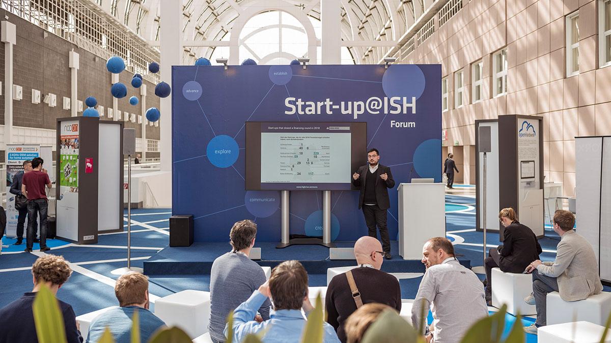 Startups ISH digital 2021