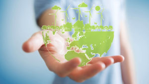 Klimaschutz im Unternehmen sichert die Zukunft