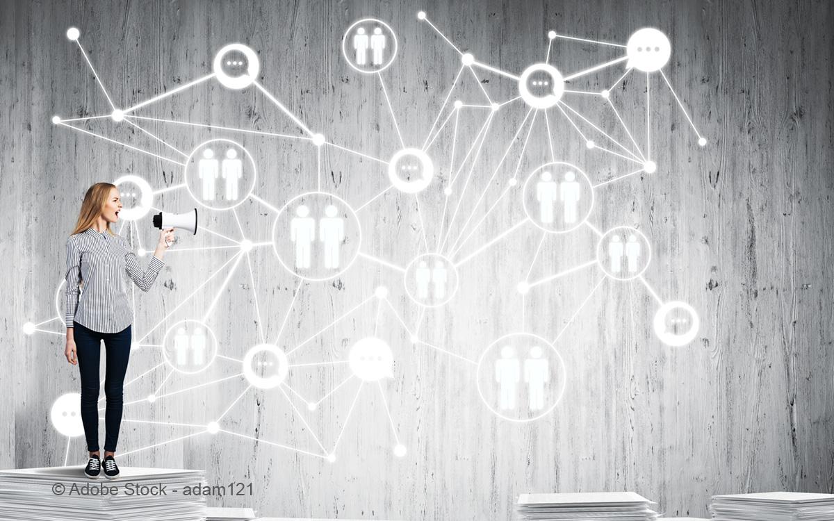 Energiefirmen Social Media Aufmerksamkeit