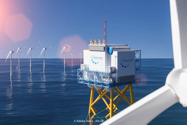 Offshore Windenergie und Wasserstofferzeugung