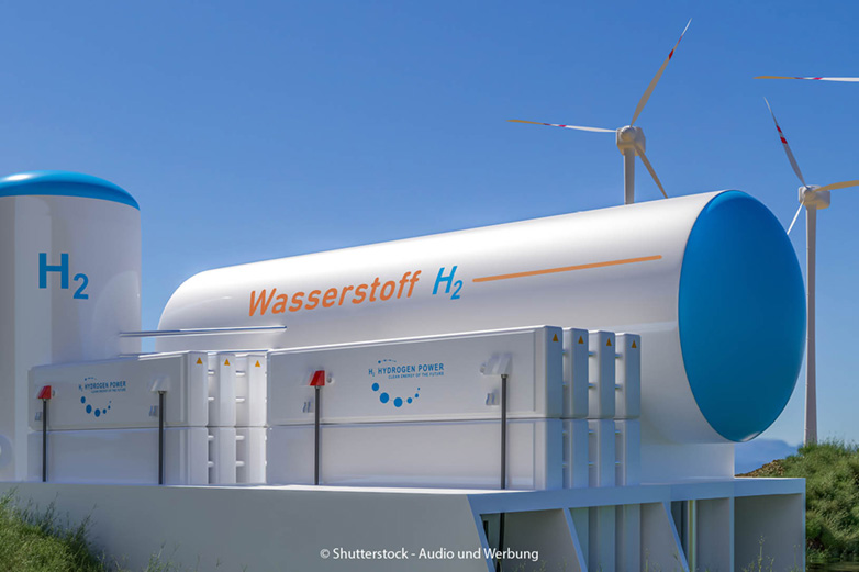 Wasserstoff Windenergie