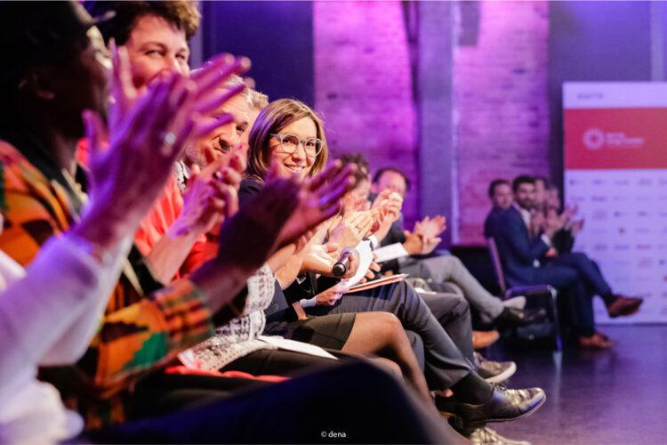 Publikum bei den SET Awards 2019